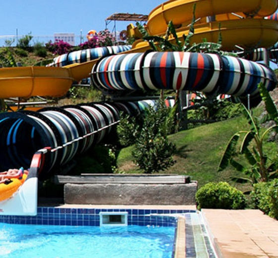 AquaDream Water Park Marmaris_turkey #YSBH